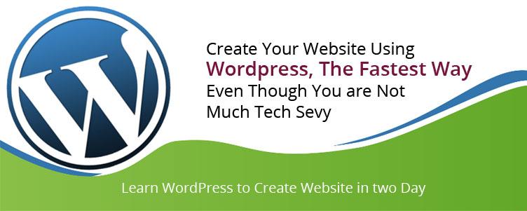 own website design